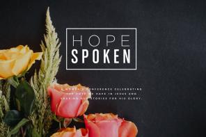 Hope Spoken 2016